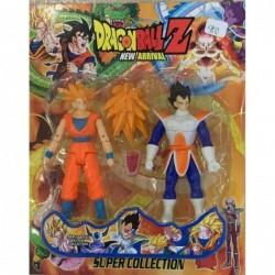 Blister x2 Dragon Ball