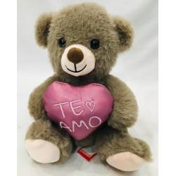 oso con corazón