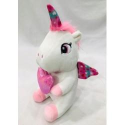 unicornio con corazón