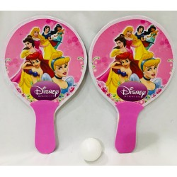 paleta ping pong personajes