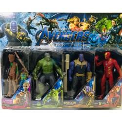 avengers blister x4