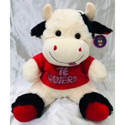 vaca con remera