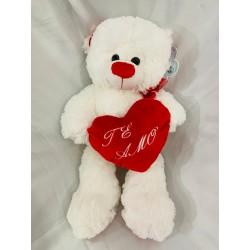 oso blanco Te Amo